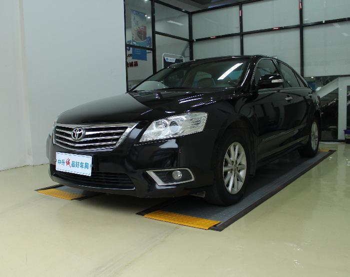 丰田凯美瑞2011款 200G 经典周年纪念版