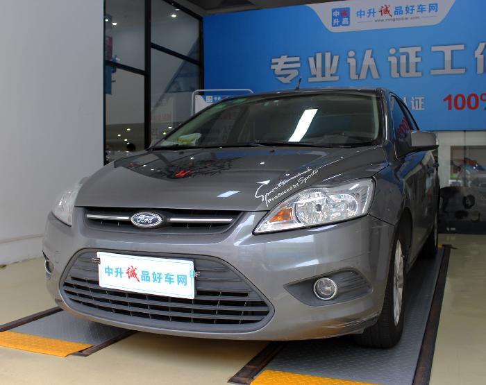 福特福克斯2012款 三厢经典 1.8L 自动基本型
