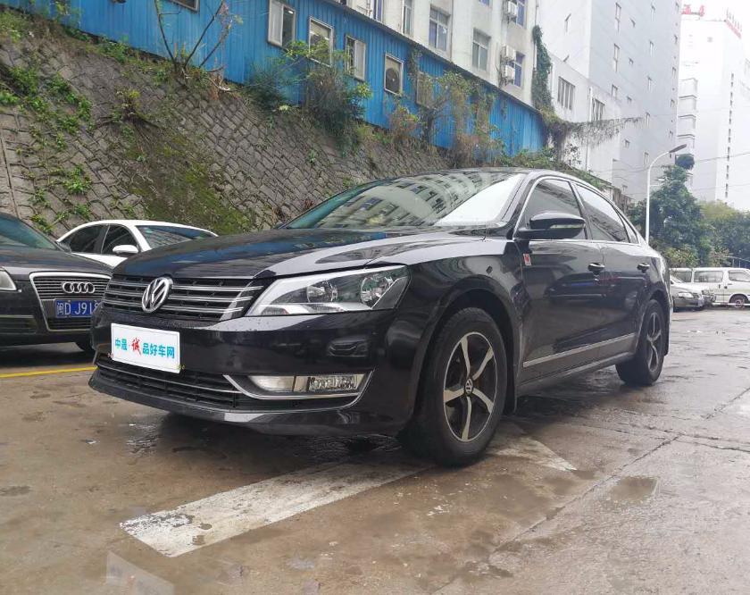 大众上海大众-帕萨特2015款 1.4TSI DSG尊荣版
